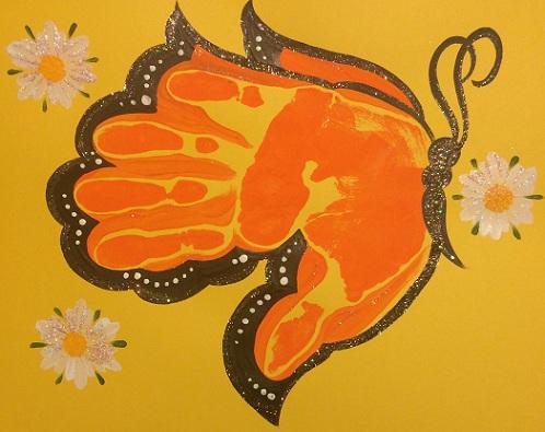 Keepsake Butterfly