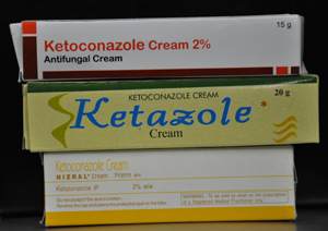 Ketaconazole Cream for Jock Itch