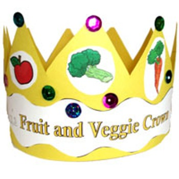 King Crown Vegetable and Fruit Craft