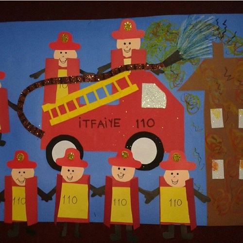 Knowledgeable Fire Safety Crafts