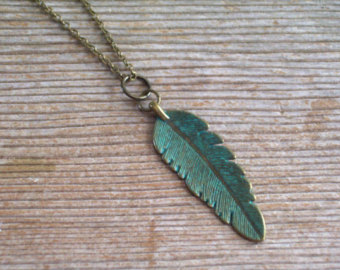Leaf Necklace Fall Craft