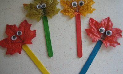 autumn fall crafts