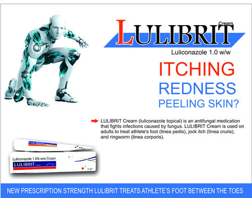 Lulibrit for Jock Itch