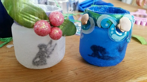 Mermaid and Fairy Lanterns