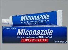 Miconazole for Jock Itch