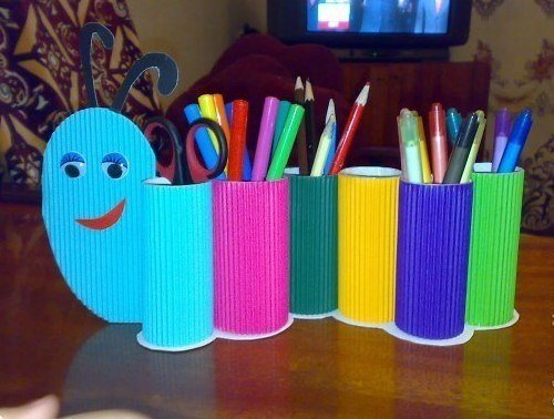 Multipurpose Pen Stand Craft