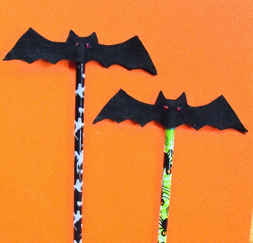 Pencil Topper Batman Craft