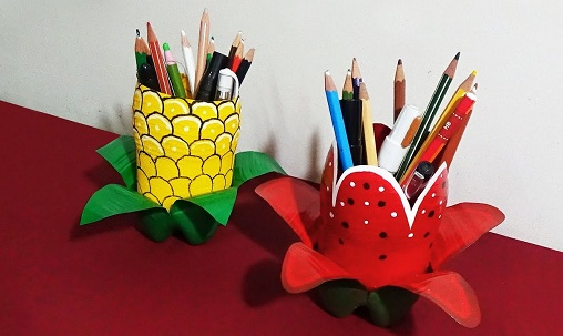 Pencil and Pen Holder