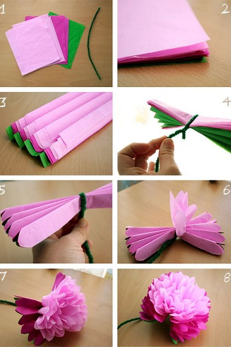 Precisely Compiled Flower Crafts