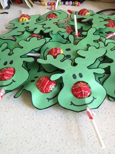 15 Easy Christmas Crafts For Kids And Adults Styles At Life