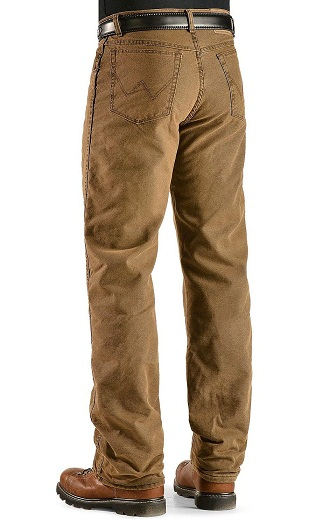 Rugged Men's Jeans