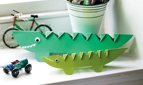 Scaly Crocodile