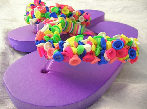 Slipper Crafts for Girls