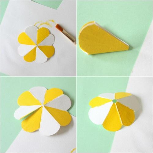 how to make small umbrella