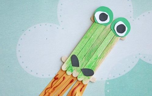 Stick Dragon Craft