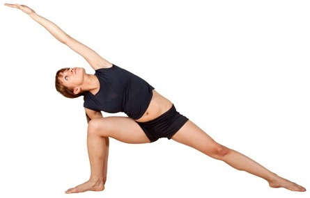 The Extended Side Angle Posture