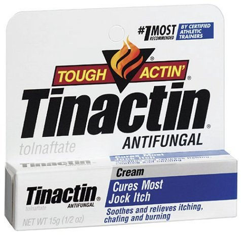 Tinactin for Jock Itch