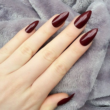 How To Remove Nail Polish - Using Dark Nail Paint