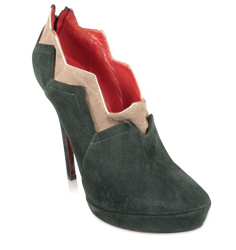 Wavy Dual Designer Sandals