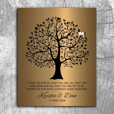 Wedding Tree Gift