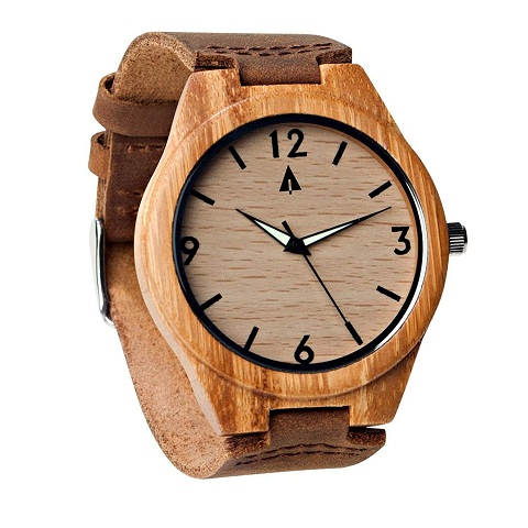 Wood Dial Watch