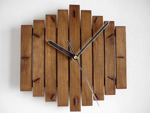 Wooden Watch Craft Idea