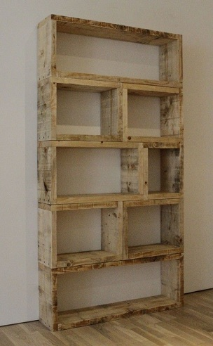 Wooden Shelves Craft