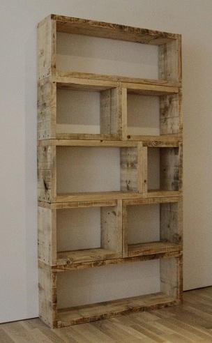 Wooden Shelves Craft