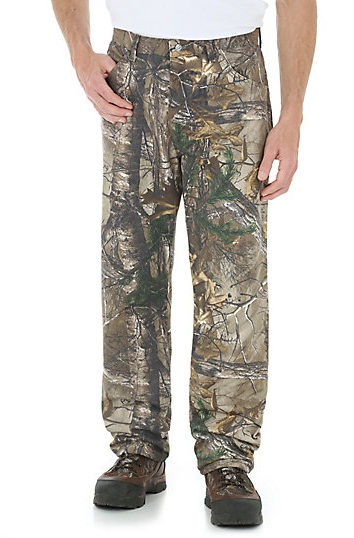 Woodman Camo Men's Jeans
