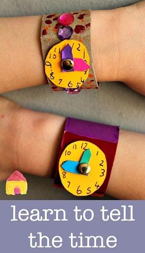 Wrist Watch For Crafts