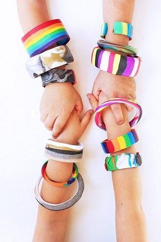 Wrist Band Craft