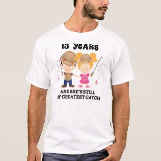13 Year t shirt