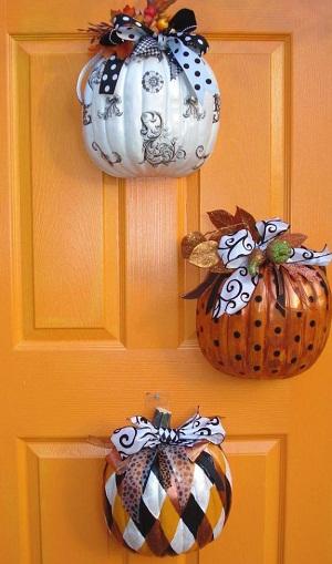 Adults Pumpkin Crafts