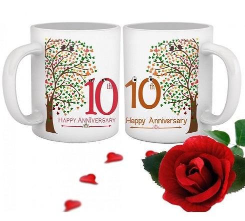 Anniversary Mugs Gift