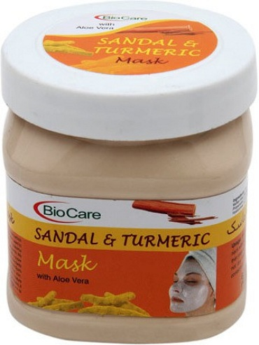 BioCare Sandal and Turmeric Pack
