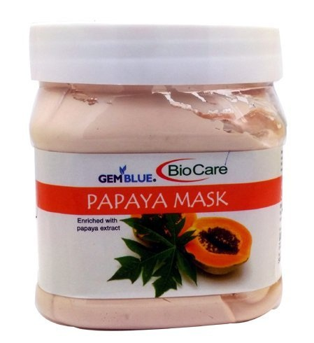 BioCare Gem Blue Papaya Mask