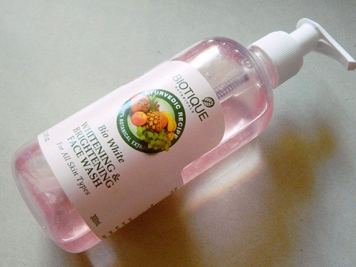 9 Best Biotique Face Wash Products For Oily Dry And