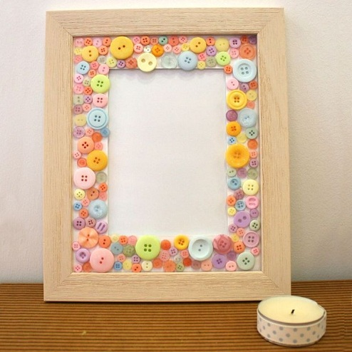 9 awesome hobby craft ideas for kids and adults styles for Picture frame crafts for adults