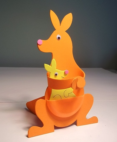 Kangaroo Crafts Ideas