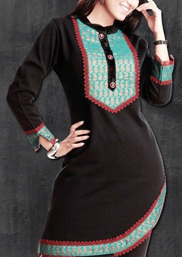 Cardigan Kurti for Women