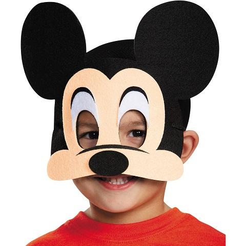 Cartoon Mask Craft for Kids