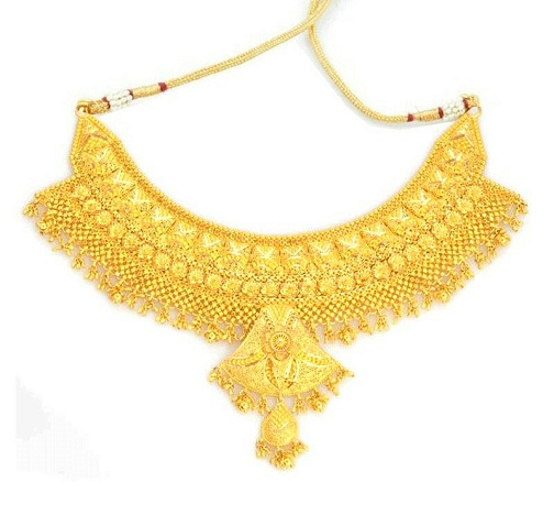Choker Style Necklace in 15 Grams
