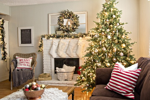 Christmas Decorating Craft Ideas