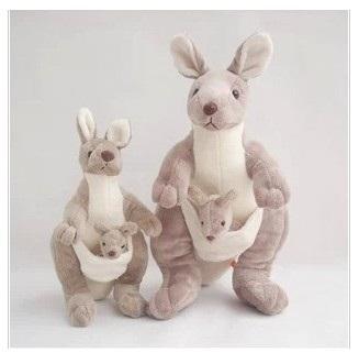 Cotton Kangaroo Craft