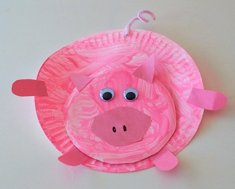 9 Cute Pig Arts And Crafts Ideas For Kids And Toddlers Styles At Life