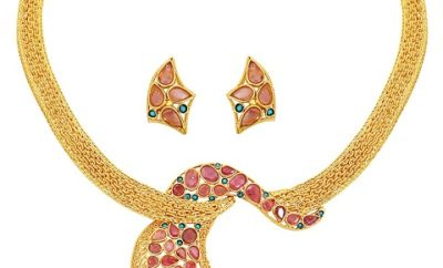 50 grams gold necklace designs