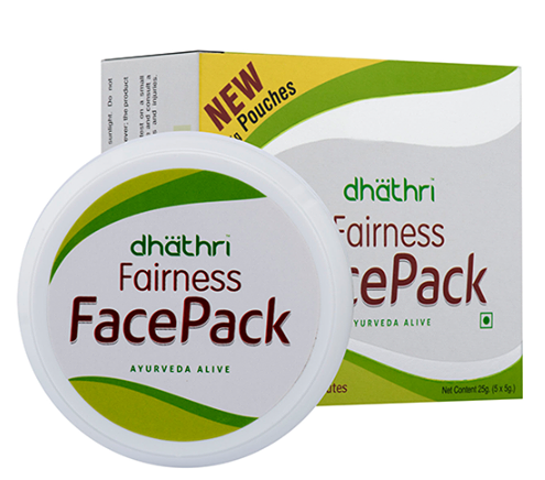 dhathri face pack