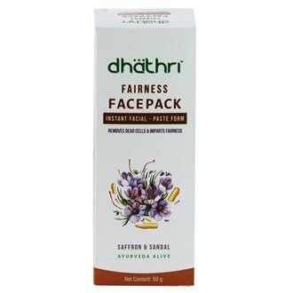 Dhathri Instant Facial Pack
