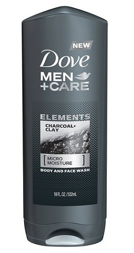 Dove Charcoal Face Wash