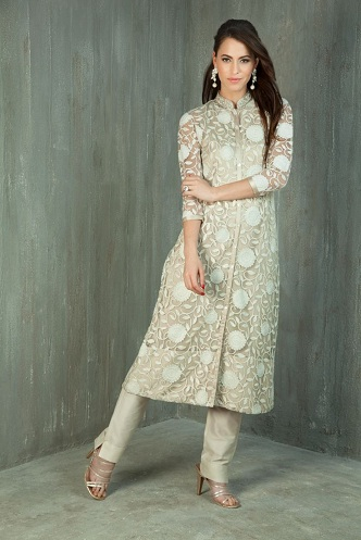 Embroider Kurta